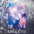 Оригинальный Дизайн Kindle Paperwhite Case Кожи, Освещенные Тонкий Кожаный Чехол Fit Kindle Paperwhite2013 2015 2016 6-го поколения