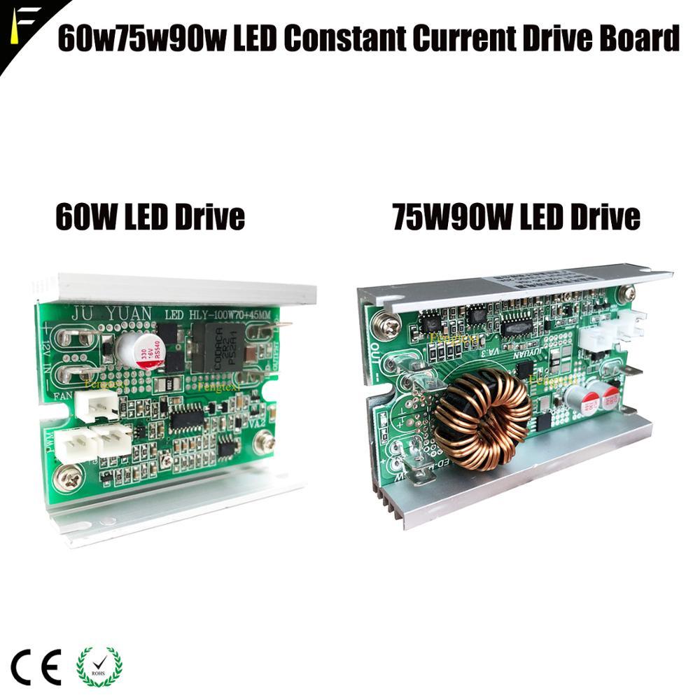 Işıklar ve Aydınlatma'ten Sahne Aydınlatması Efekti'de CST 90 CBT 90 60 w/90 w SSD 90 Luminus LED Dimmer güç sürücü sürücü panosu kaynağı PWM sinyal SSD serisi LED yedek parça title=