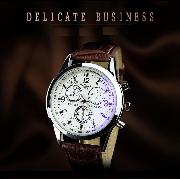 de luxo marca relógios de quartzo moda