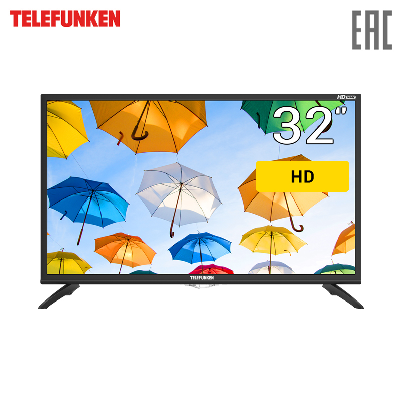 TV 32 Telefunken TF-LED32S74T2 HD 3239inchTV dvb dvb-t dvb-t2 digital dvb t digital antenna