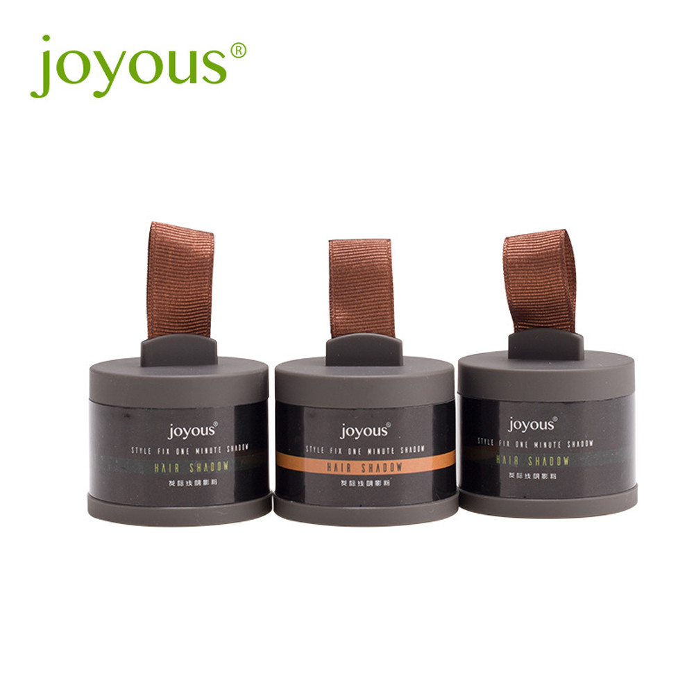 Joyous Hairline Shadow Powder Highlights Reissue Grooming Hairline Powder Supply DIY styling Multicolor choose Beauty tools kits