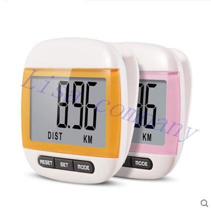 Walking distance walking number calories measurement Pedometer walk calorie consumption ring running counter electronic watch
