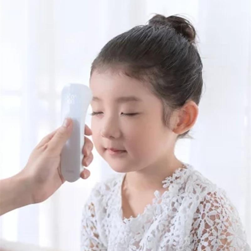 Xiaomi Mijia iHealth Thermometer Genaue Digitale Thermometer Nicht Kontaktieren Messung LED Gezeigt