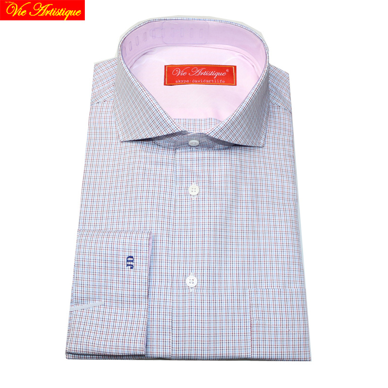X-Future Mens Solid Linen Lapel Business Slim Fit Casual Buttons Long Sleeve Shirts