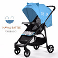 Baby Stroller Pram Strollers Ultra Portable Baby Big Umbrella Baby Car Foldable Wheel-chair Sit Flat Big Space Yoya Stroller