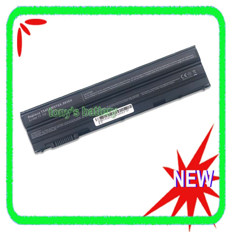 9 Cell Laptop Battery For Dell Latitude E6420 E6430 E6520