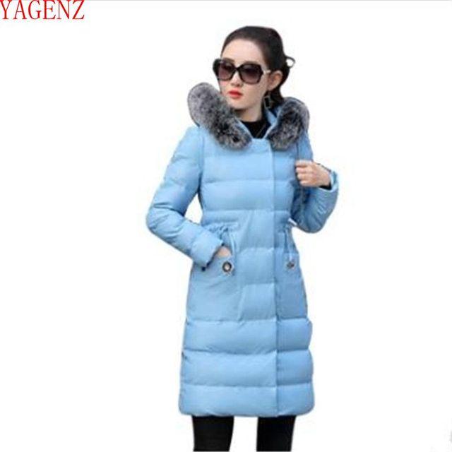 7398e9910cd9 Tamanho grande roupas Femininas de Moda de Alta qualidade Casaco de couro  PU jaqueta de Inverno