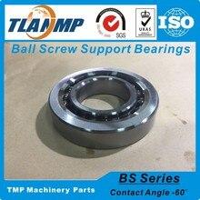 BS60120TN1 P4 шариковый винт Опора подшипника(60x120x20 мм) марки tlanmp высокоточные подшипники для винтовые приводы
