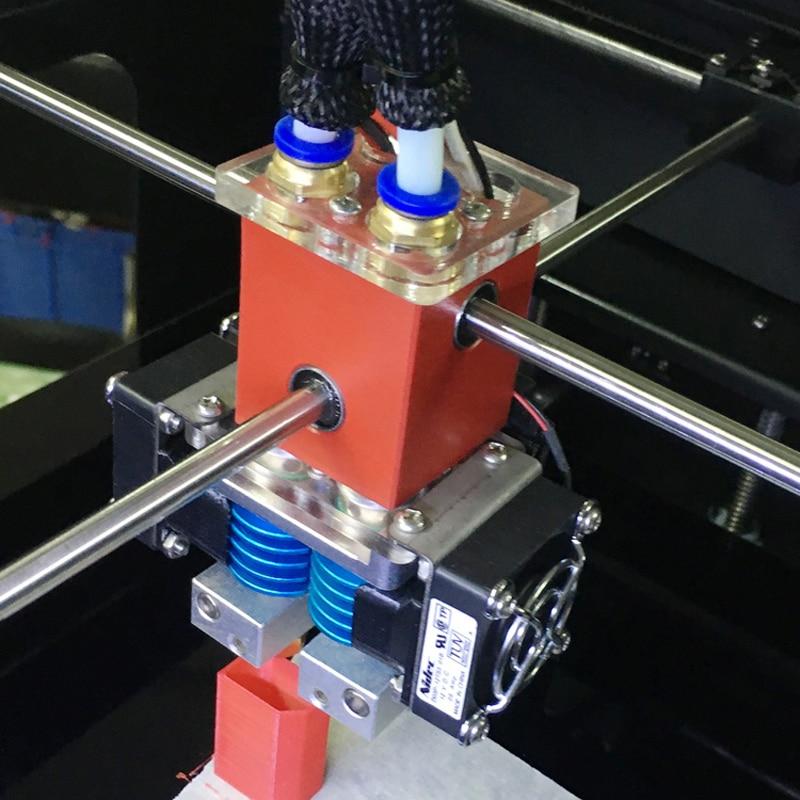Besplatna dostava! DX Dual Extruder 3d printer Veličina izvedbe 300 - Uredska elektronika - Foto 4