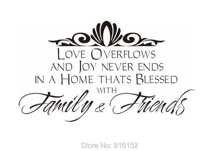 Love overflows and joy never ends in a homw thats blessed with term of service publicscrutiny Choice Image