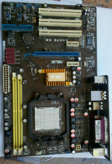 Asus M4N78 SE Express Gate Drivers