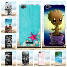 For BQ S 5059 Strike Power Case Slim Soft TPU Silicone BQ-5059 Cover Cartoon Pattern BQS Shell