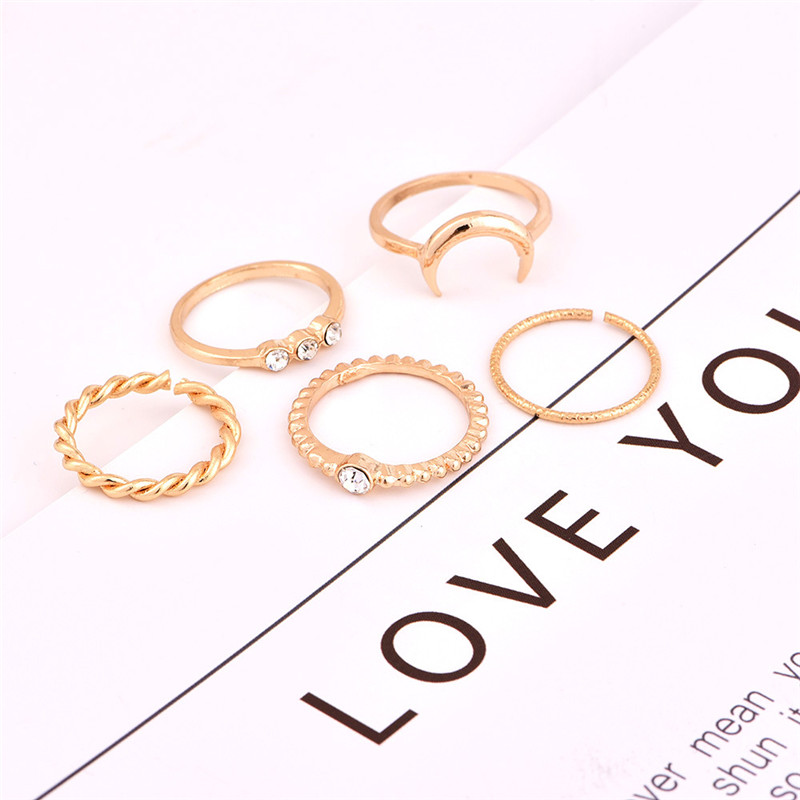 Cute Boho Rings For Women's