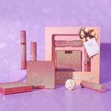 Natural Makeup Set Gift Matte Lipstick 4d Mascara Shimmer Ma