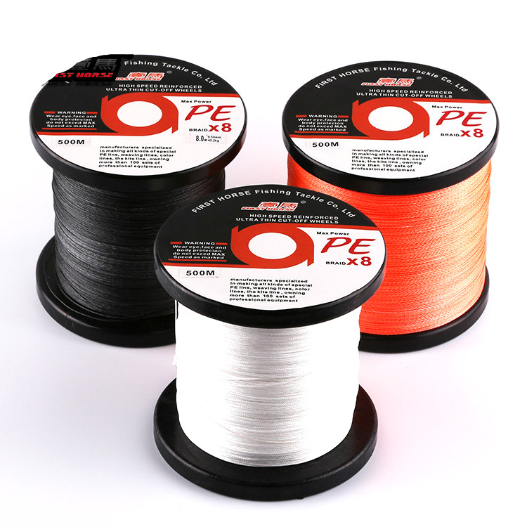 1000m high quality super pull 8 Strand PE Braided wire fishing rod cable line Mainline line цена и фото