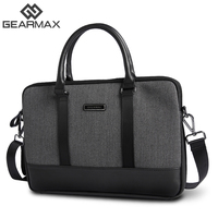 GEARMAX Fashion 11 12 13 14 15 Inch Laptop Bag Notebook Shoulder Messenger Bag Men Women