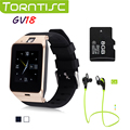 Torntisc Multi-language Bluetooth Smart Watch Support GSM Sim TF card  for Android 4.1 to 5.0 phone support G-SENSOR Caculator