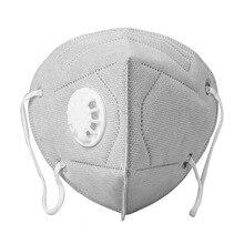 10 шт. складывающиеся Одноразовые респираторы, пыленепроницаемые рабочие защитные маски для самостоятельной чистки дома, плотника, строителя, полировки