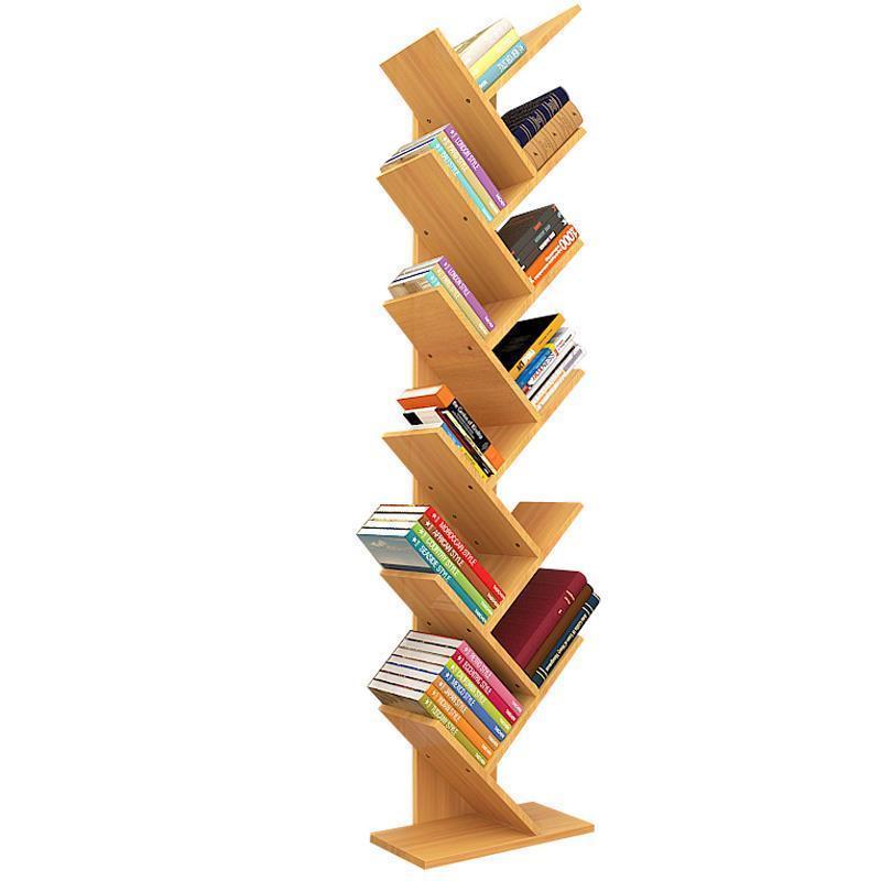 Maison Home Camperas Decoracao Dekorasyon Decor Estanteria Madera Librero Boekenkast Furniture Retro Decoration Book Shelf Case