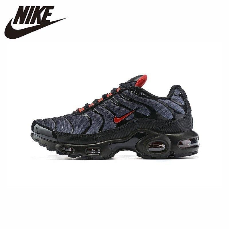 Nike Original Air Max Plus Tn nouveauté hommes chaussures de course confortable Sports de plein Air Message baskets # CI2299-001