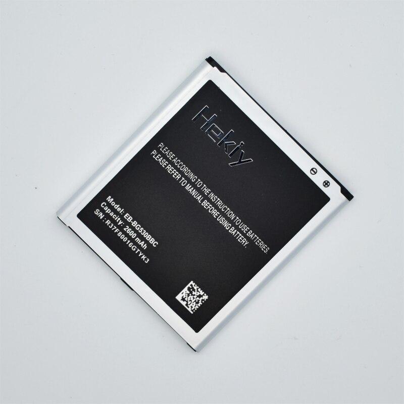 EB-BG530BBE Hekiy Original Da Bateria Para Samsung Galaxy Grande Prime G5308W G530 G530F G531f G531h J3 2016 J5 2015 EB-BG530BBC G531