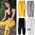 1:1 Version Gosha Rubchinsk Sweatpants Men Autumu Winter Warm Pants PALACE Skateboard Hip Hop Joggers Brand Clothing Trousers