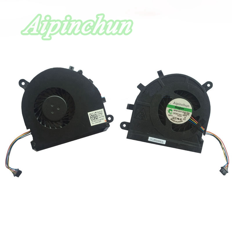 Aipinchun CPU Cooler Fan For DELL Latitude E5530 Vostro 3550 Cooling Radiators Laptop Fan