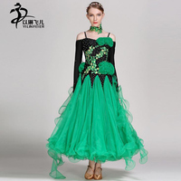 Ballroom Dance Dress Dance Wear Dancing Costumes