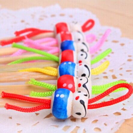 5 Pcs Bambus Ohr Picks Nette Mini Puppe Earpicks Wachs Entferner Reiniger Ohr Pflege Werkzeug Schönheit & Gesundheit