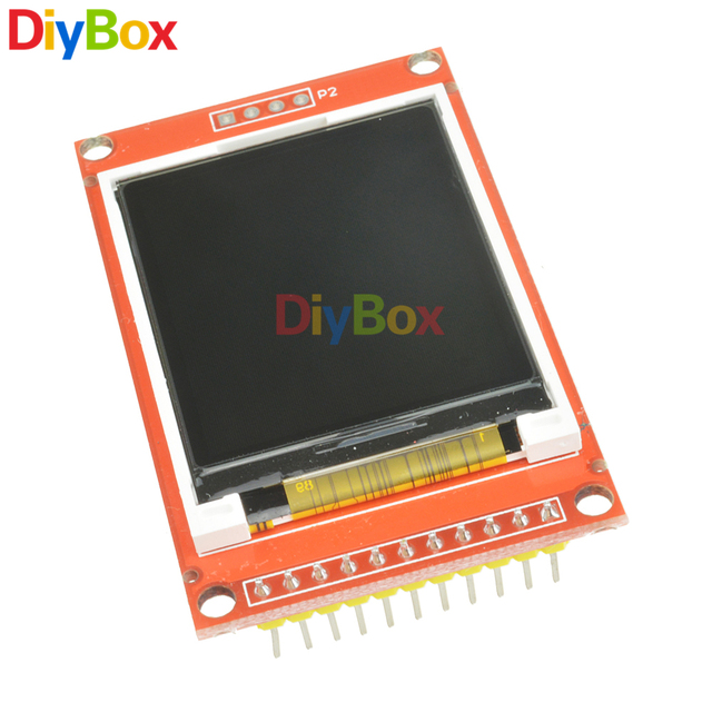 "1.8"" inch TFT LCD Display module ST7735S 128x160 51/AVR/STM32/ARM 8/16 bit"