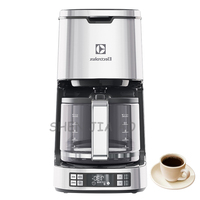 1PC Household / commercial American coffee maker ECM7804S fully automatic coffee maker drip coffee maker machine 220V 1000W