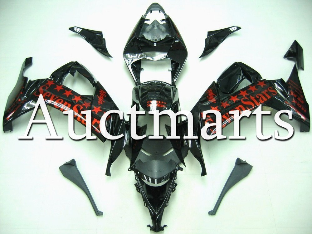 Fit for kawasaki ZX-10R 2008 2009 2010 high quality ABS Plastic motorcycle Fairing Kit Bodywork ZX 10R 08 10 ZX10R CB04
