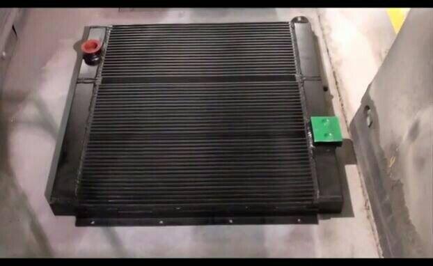 Sullair black after oil cooler  02250151-493 for LS25S air compressor