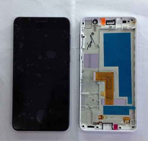 WHITE or Black LCD display+Touch digitizer with frame For Huawei Honor 6 H06-L02 H06-L12 dual sim WCDMA Version free shipping