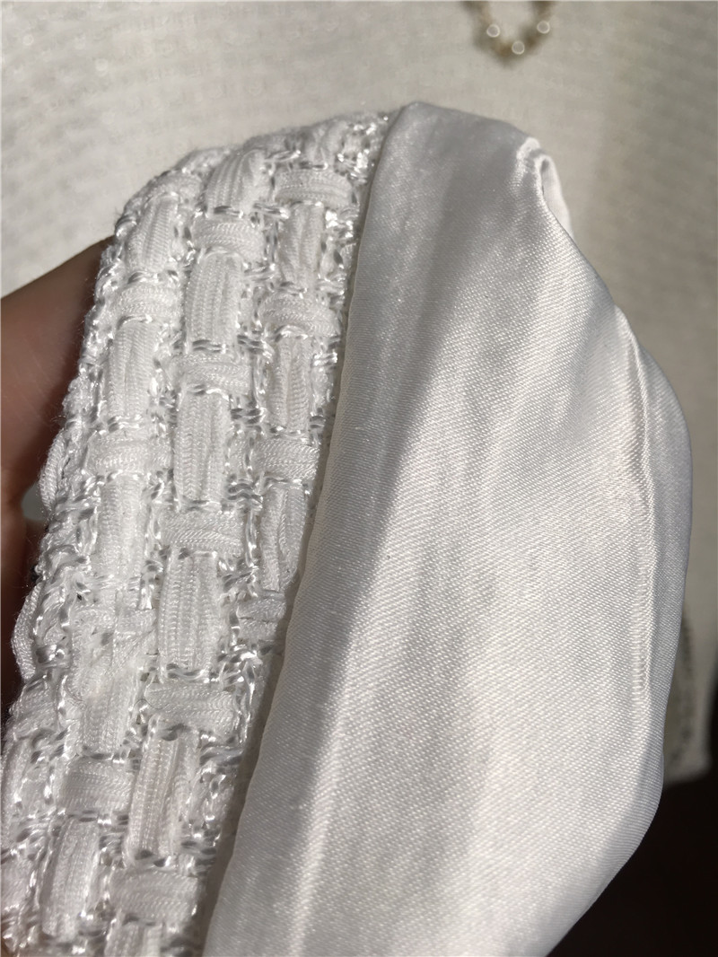women elegant office dress,custom plus size xs-6xl,tweed winter dress,ladies vestidos de fiesta,tweed autumn White dress 21