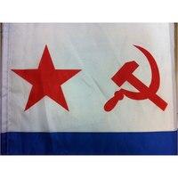 Охрана окружающей среды советский морской флаг домашний баннеры Баннер полиэстер Красочные 90*150 см 3x5 висячий фон Крытый Открытый