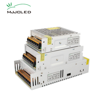 цена на Power Supply 48V 5A 10A 12.5A 600W 480W 240W  AC DC 110V 220V 48V Transformer LED Driver Switching Power Supply for Strip Light