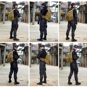 Image 5 - 35L כתף טקטי תרמיל, Molle חיצוני גברים של תרמיל, עמיד למים צבאי קמפינג טיולי תיק, טרקים טקטי נסיעות תיק