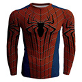Anime Compression Shirt Spider Printed 3D T Shirt Men Brand Casual Quick Dry Top Tee Shirt Homme De Marque T-shirt Men