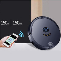 New Sweeping Robotic Vacuum Cleaner Intelligent Robot Household Smart Automatic Recharge Mopping Sweeping Suction Type Cleaner