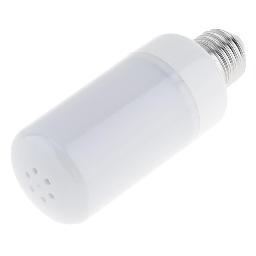 7.5 Вт 85-265 В 99 светодиодов E27 Факел лампы со светодиодным эффектом пламени 3 Рабочий режим