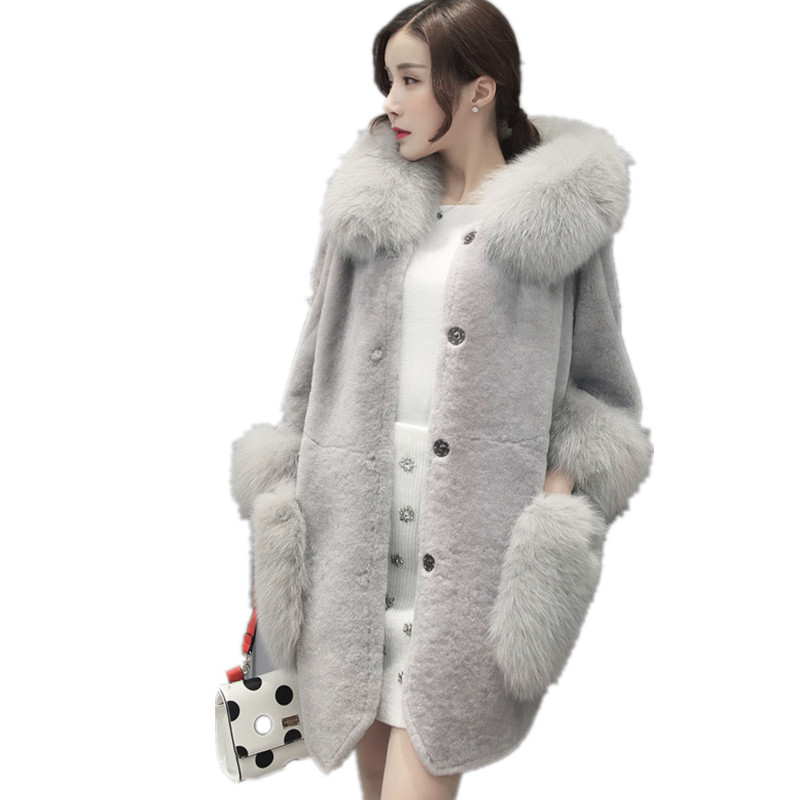 Online Get Cheap Faux Fur Collar Jacket -Aliexpress.com | Alibaba ...