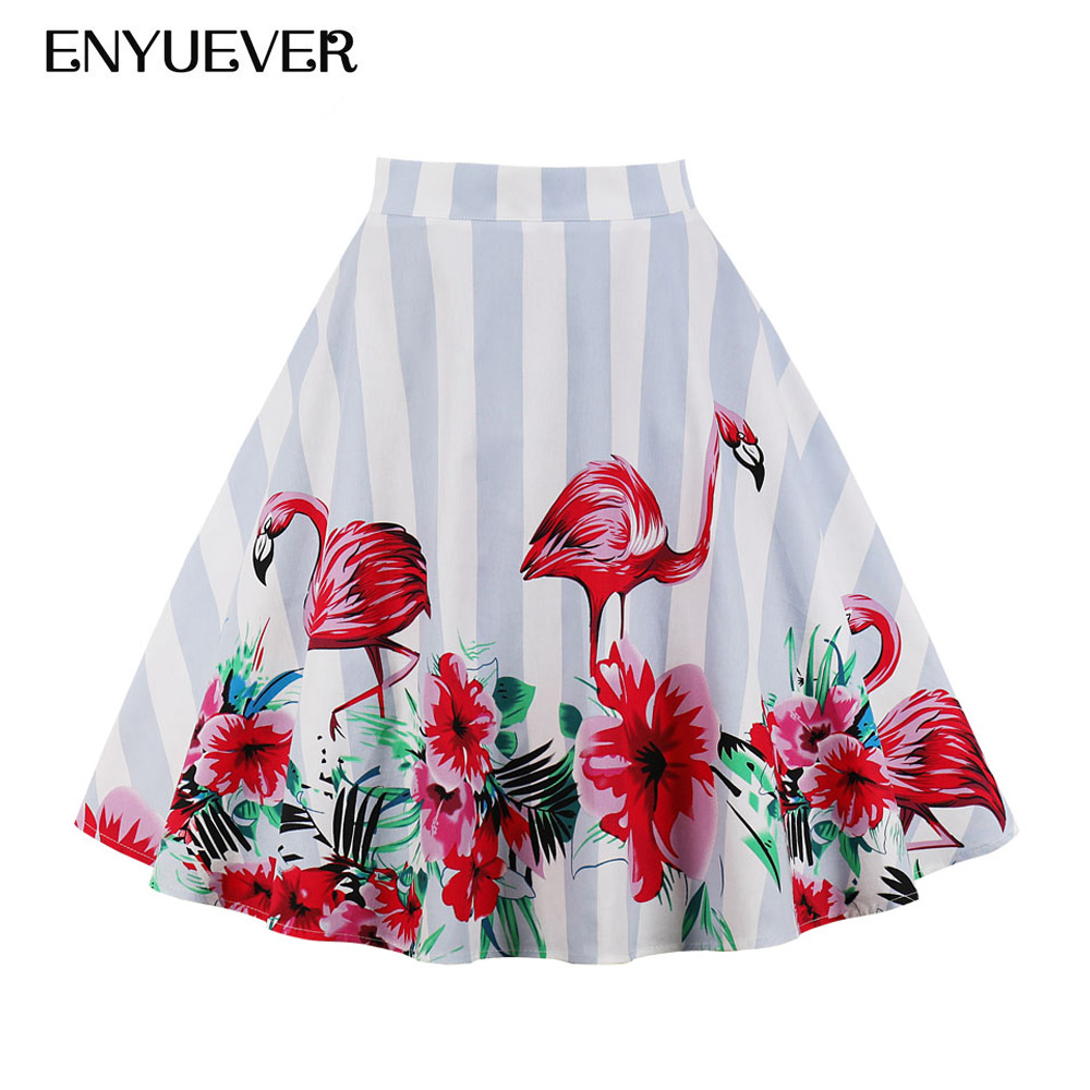 Buy plus size flamingo skirt and get free shipping on AliExpress.com e2b742bdef08