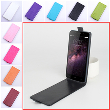 Fashion 9 Colors Vertical Flip Leather Case for Homtom HT17 Back Cover Phone Case for Homtom HT17 Pro Open Up and Down