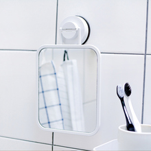 Ванная комната Зеркало для ванной комнаты зеркало на присоске зеркало для общежития настенные- перфорированные настенное зеркало для макияжа LO611441