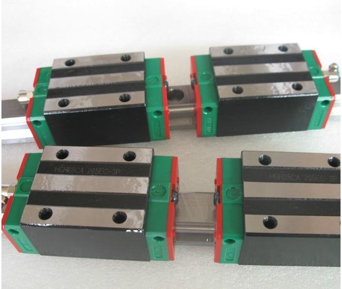1pcs 100% original Hiwin HGR30-1100MM linear rail guide+ 2pcs HGH30CA linear narrow blocks for cnc free shipping to argentina 2 pcs hgr25 3000mm and hgw25c 4pcs hiwin from taiwan linear guide rail