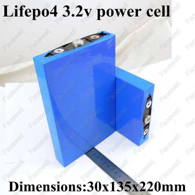 Brand Large Capacity 80ah Lifepo4 3 2v Cell Lifepo4