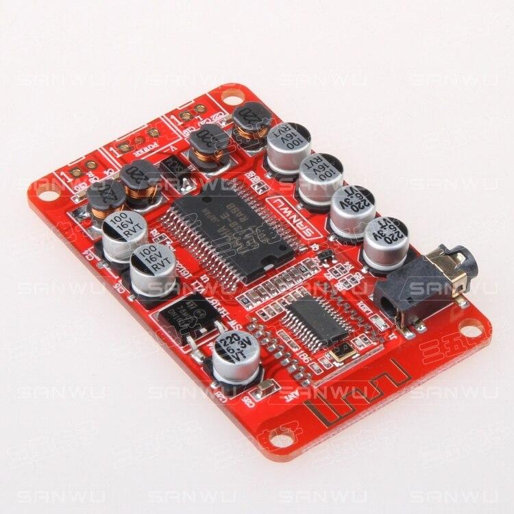 НОВЫЙ YAMAHA YDA138 Bluetooth цифровой аудио Усилители домашние доска класса D стерео 2 канала Bluetooth Мощность Усилители домашние S A6-014
