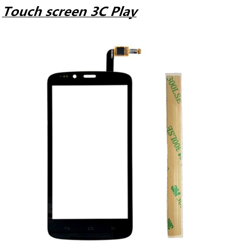 Touchscreen For huawei Honor Holly 3G Honor 3C Play Hol-U19 Hol-T00 HOL-U10 HOL U19 Digitizer Touch Screen Sensor Free shipping