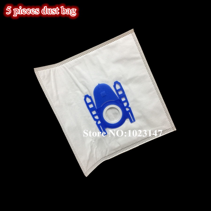 цена на 5x Vacuum Cleaner Dust Bags and 2x HEPA filter for Bosch All Rounder GBSGL4000GB Hepa 2000W Swirl S 67 S67